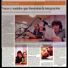 """""""los bandidos asaltan el Heraldo de Aragón"""" [14.12.07]"""
