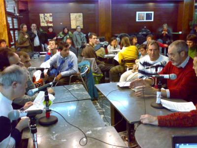 """programa 70 E.B. """"micología"""" [31.10.08]"""