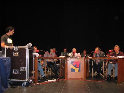especial firma de convenio Aragón Radio - LBdH [29.04.09]